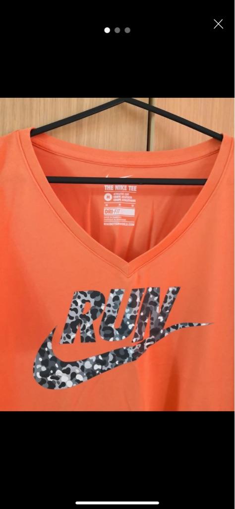 Nike Dri Fit top size M new