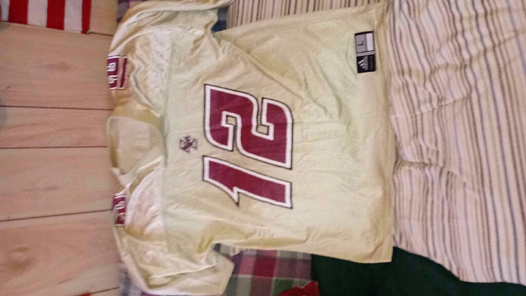 """ BOSTON COLLEGE JERSEY """