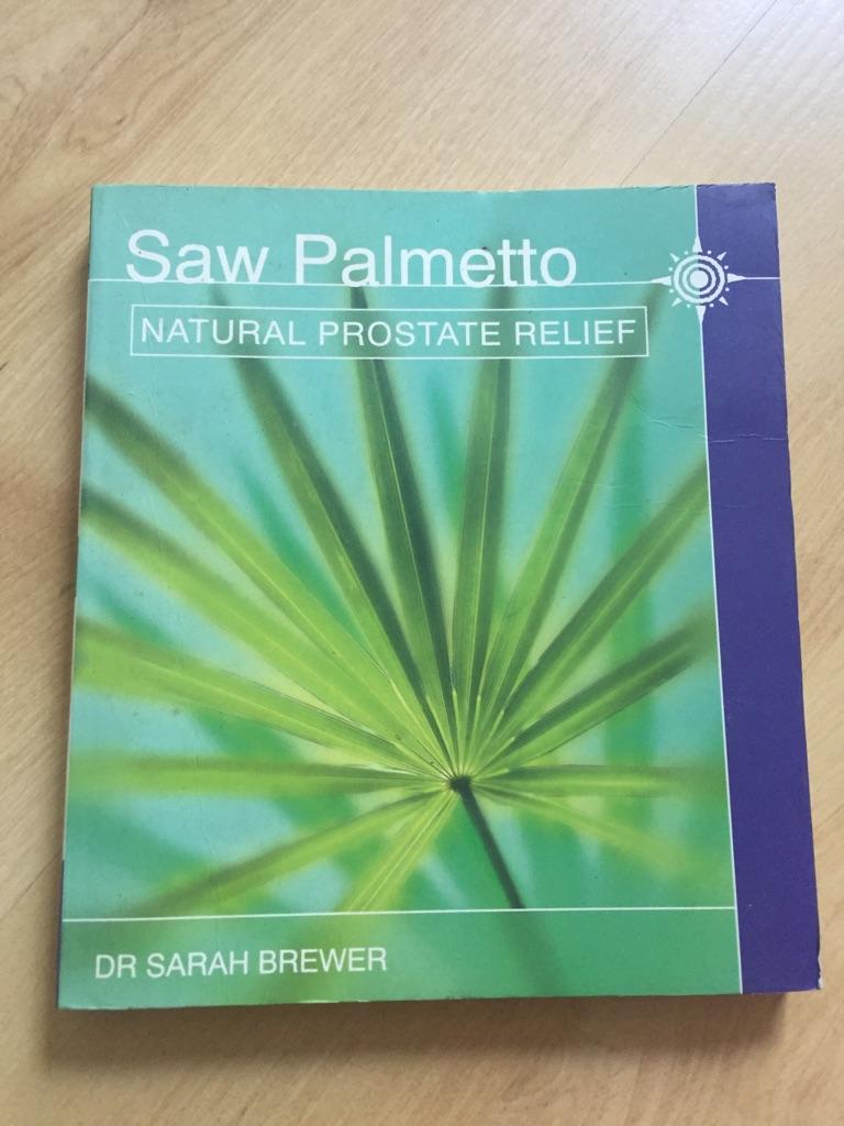Saw Palmetto Natural Prostate Relief