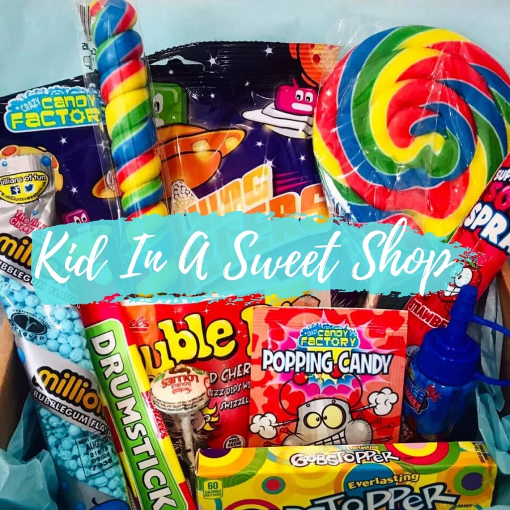 Kid In A Sweet Shop Gift Box