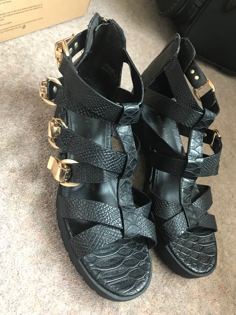River Island sandals Size 8