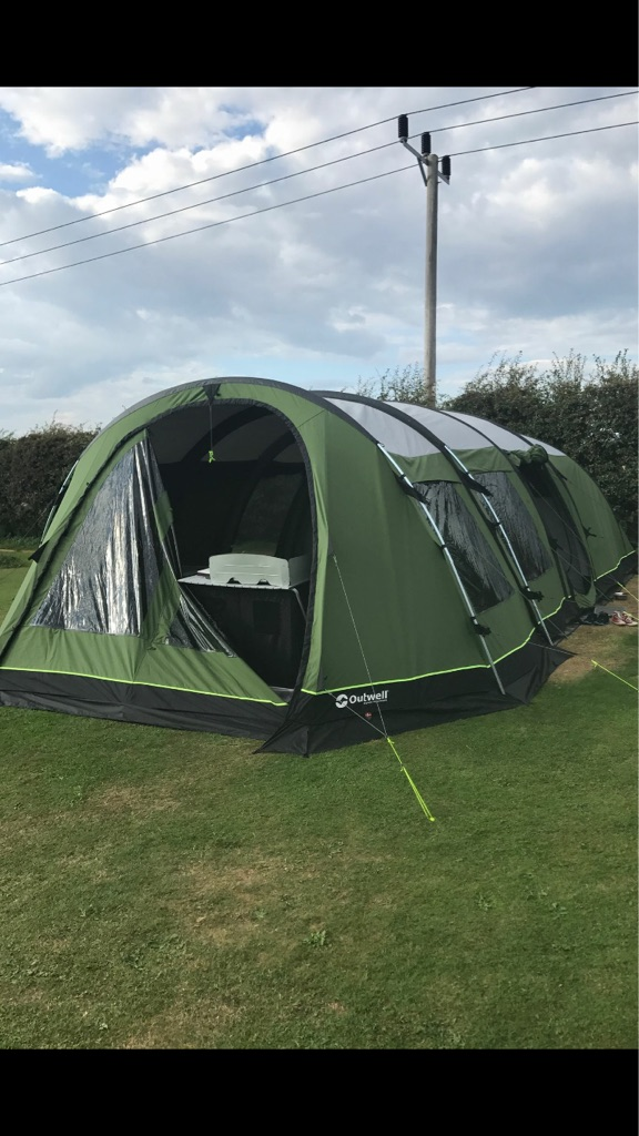 Outwell Phoenix ATC 7 Polycotton Air Tent (2017)