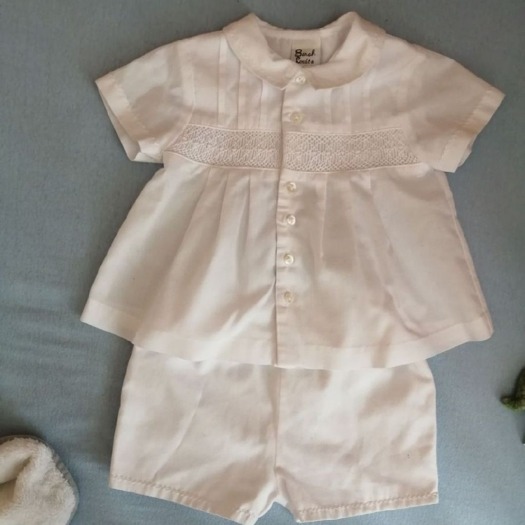 Boys unisex two piece outfit