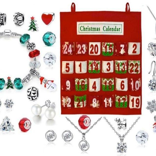 Womens Jewellery Advent Calendar