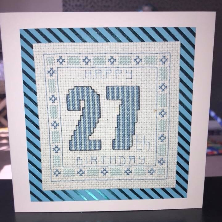 27th Birthday Coventry City Colours