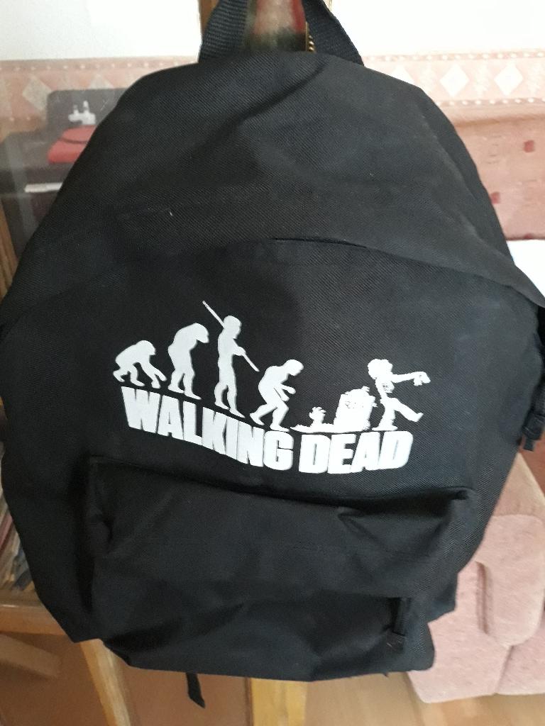 Walking Dead Rucksack