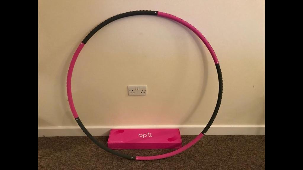 Opti Weighed Hula Hoop - 1.8kg