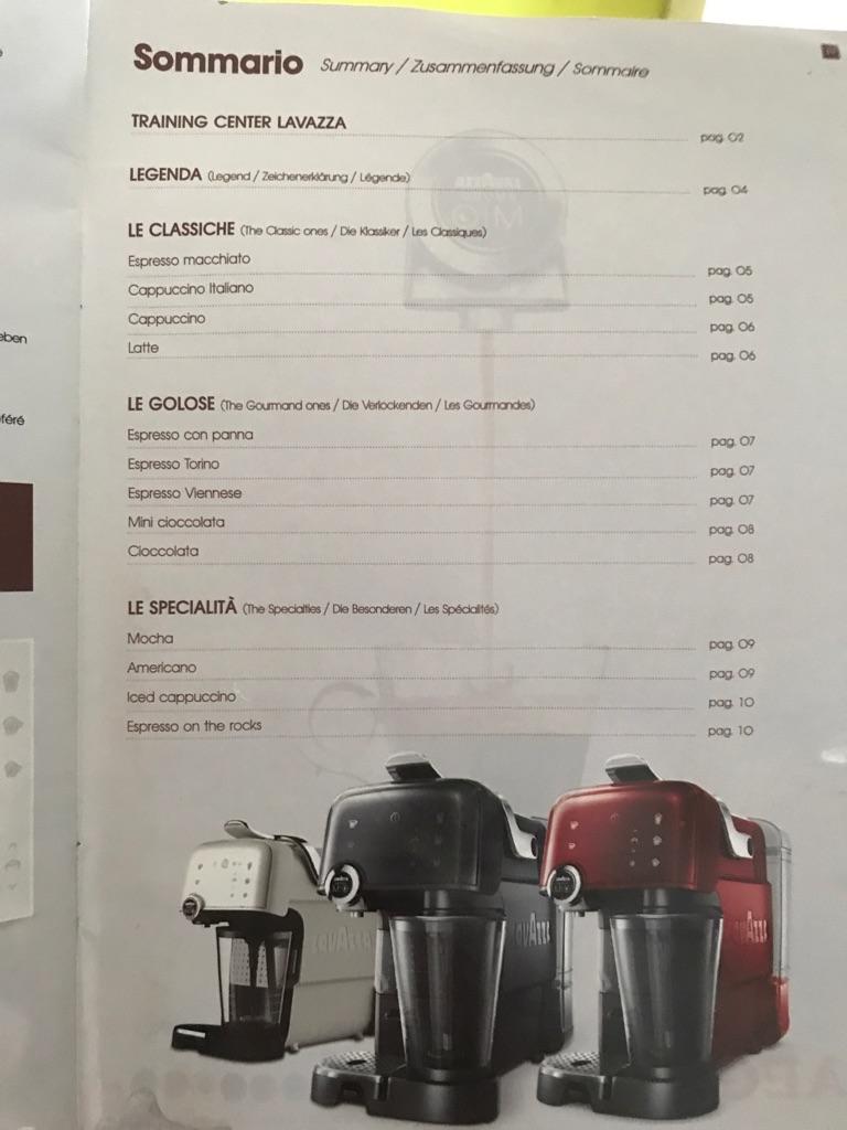 Mio Fantasia Coffee maker