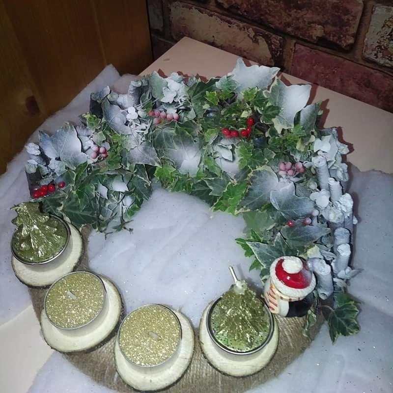 Advent wreaths