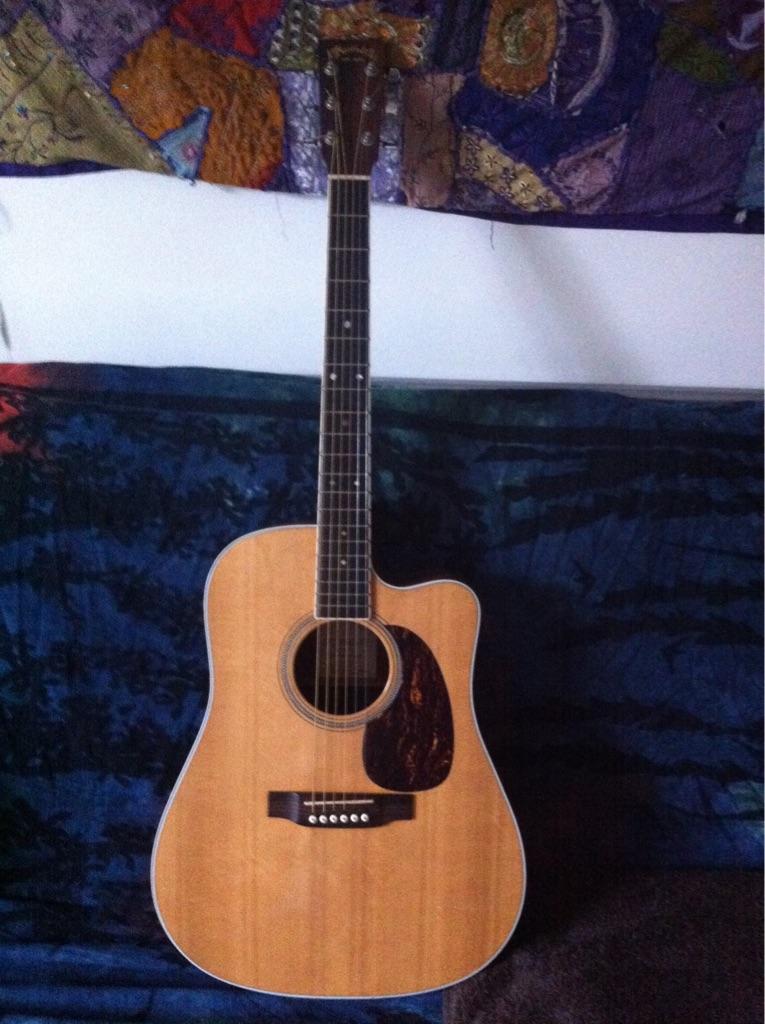 Martin Dreadnought Semi-Acoustic
