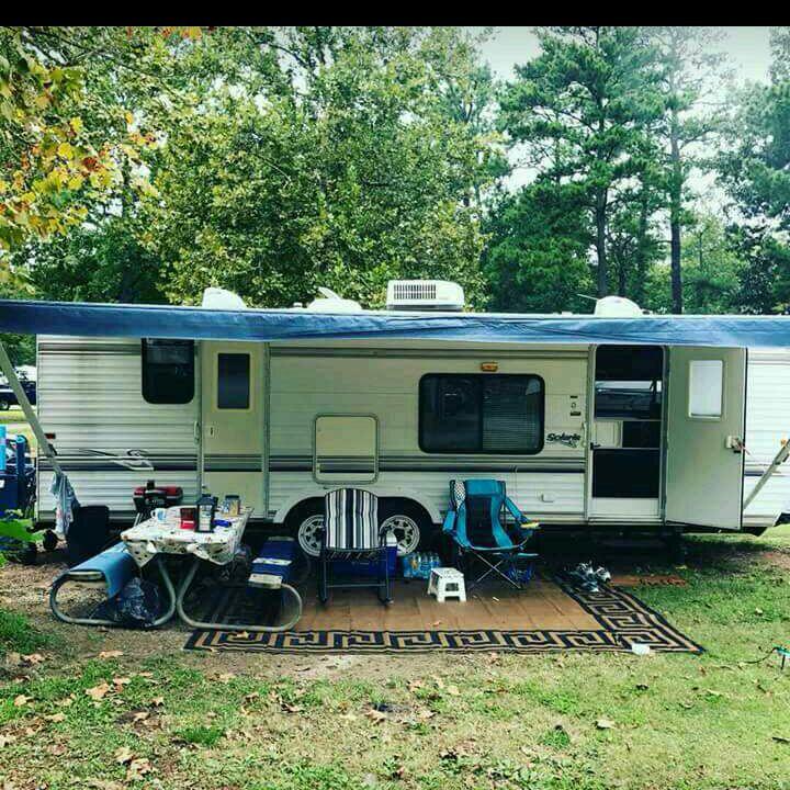2003 sunline camper 28ft