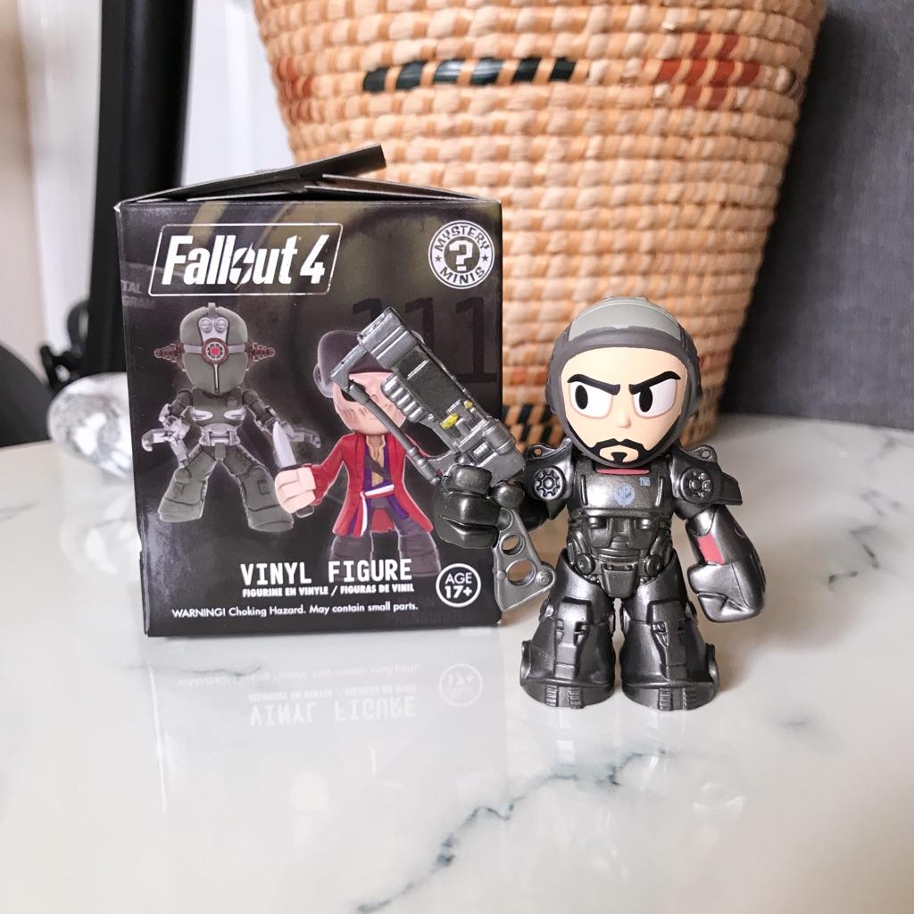 Funko Fallout 4 Mystery Mini 'Paladin Danse'