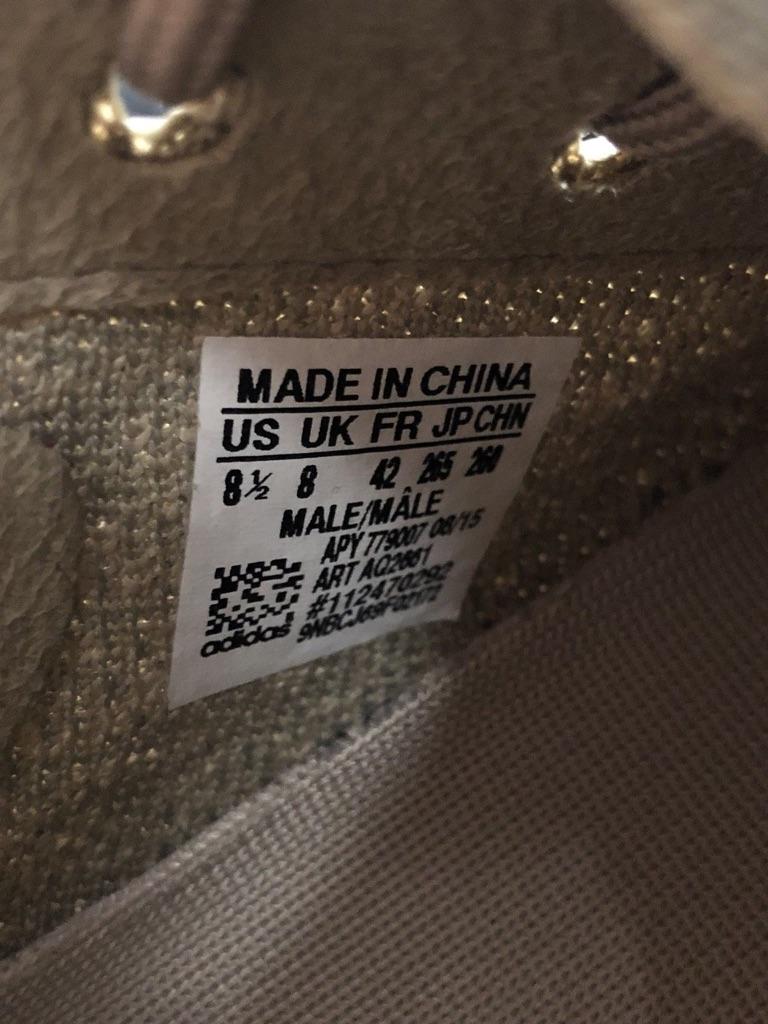 Adidas Yeezy Boost Oxford Tan