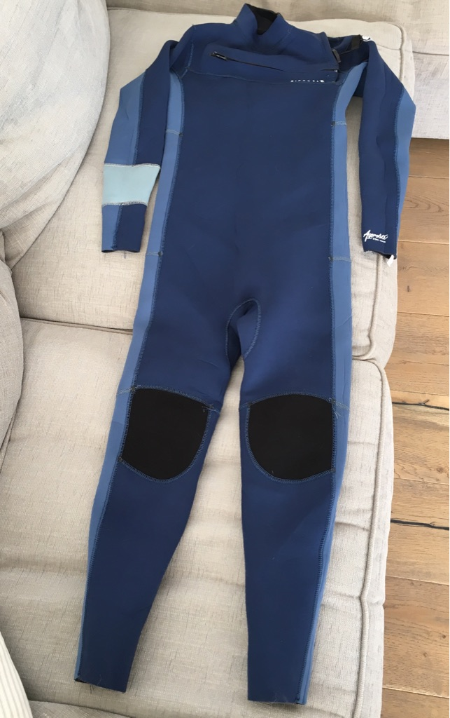Rip Curl wetsuit age 11-13