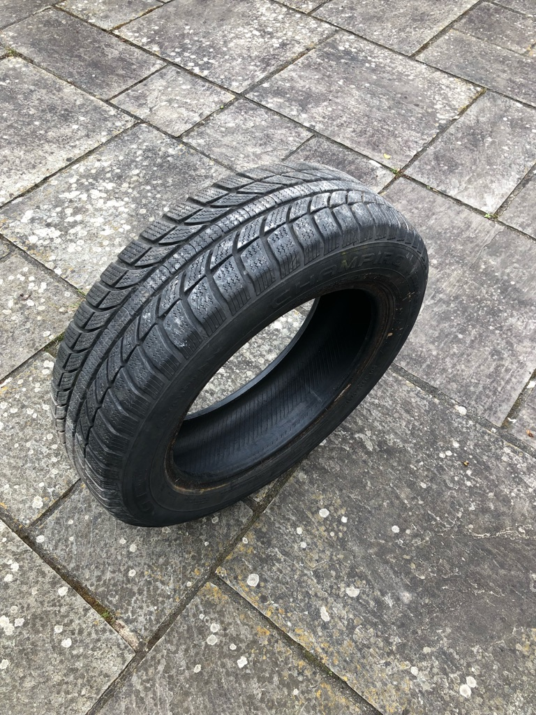15 inch Tyre