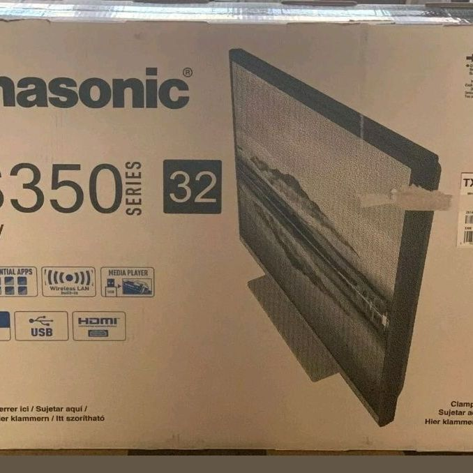 Panasonic FS350 32 inch LED TV