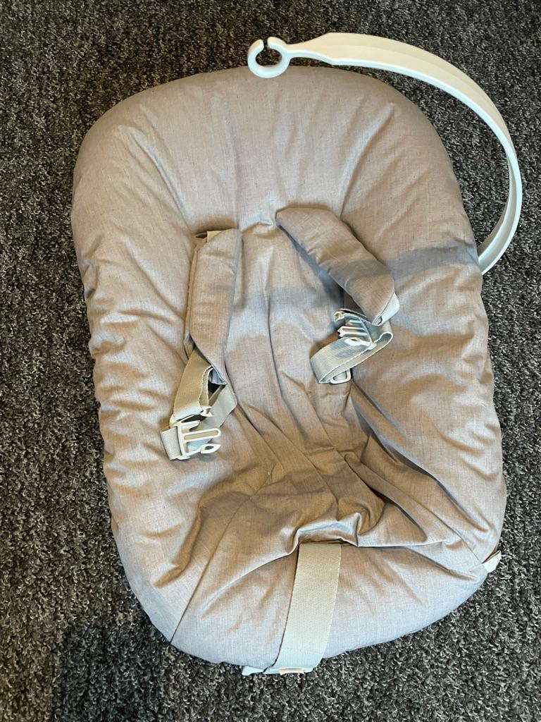 Tripp Trapp high chair for newborns