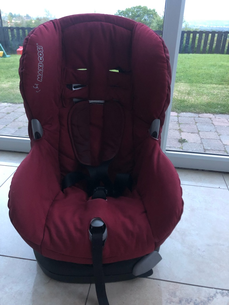 Maxi Cosi Red Stage 1-2 Car Seat