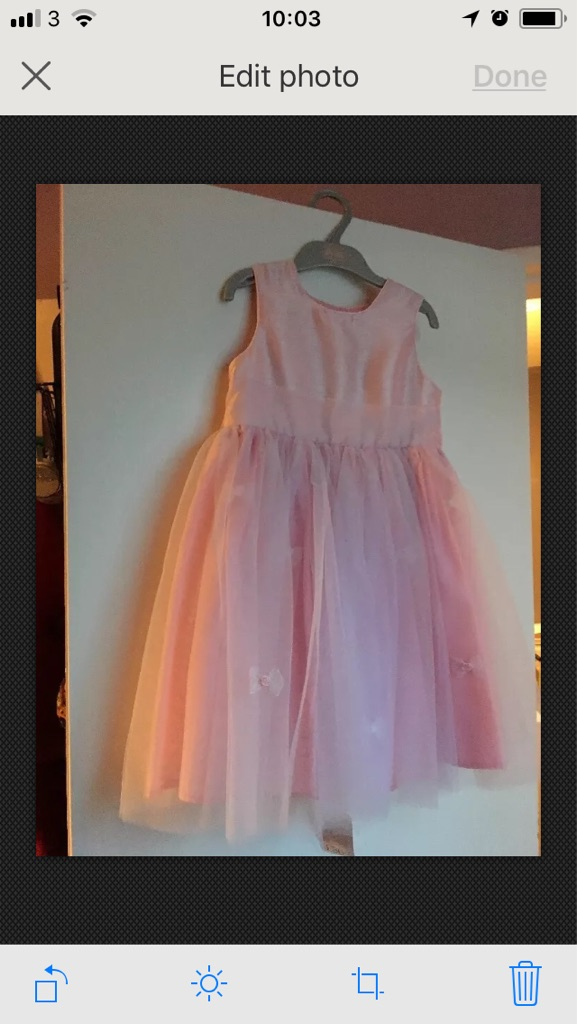 Girls dress size 4-5 Years