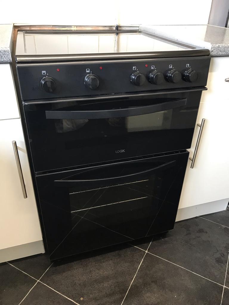 Logik LFTC60B16 freestanding oven