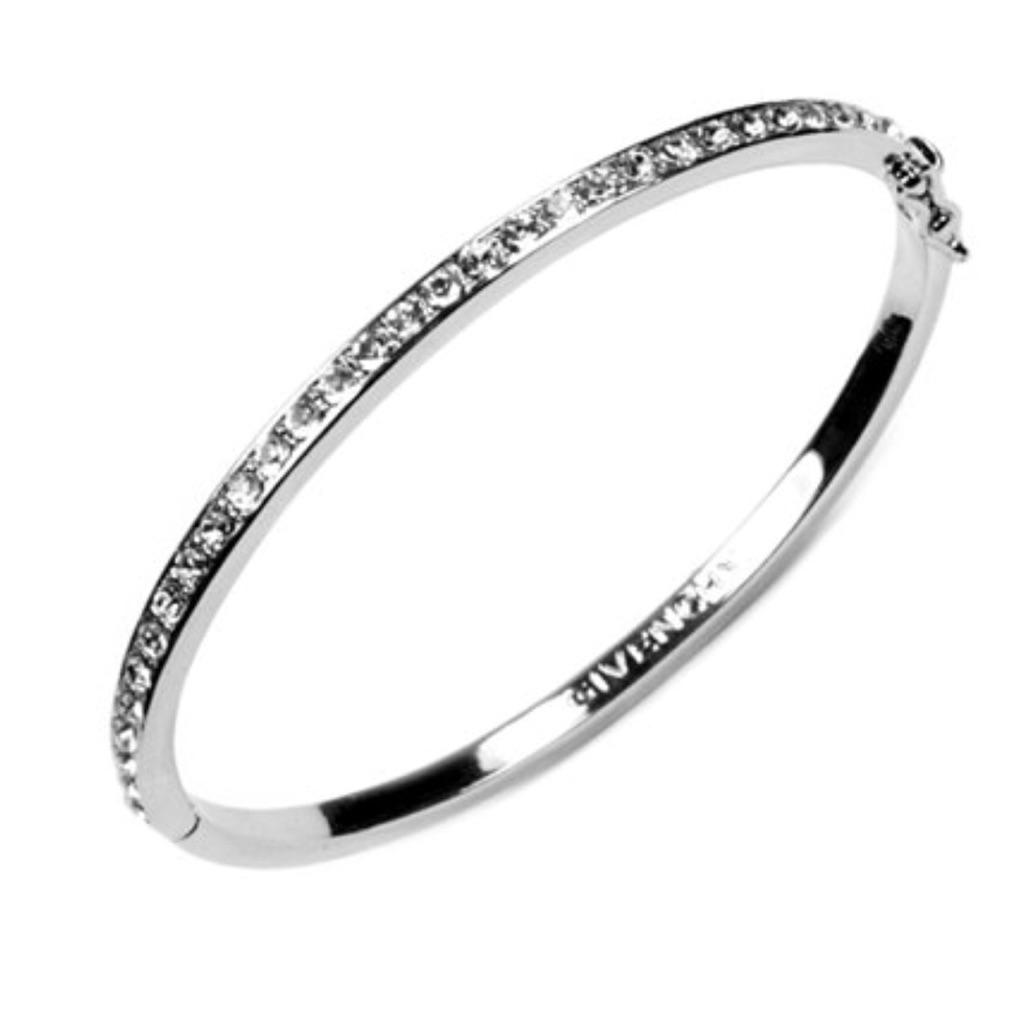 NWT Givenchy Silver Bangle