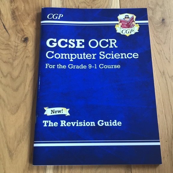 GCSE OCR COMPUTING CGP