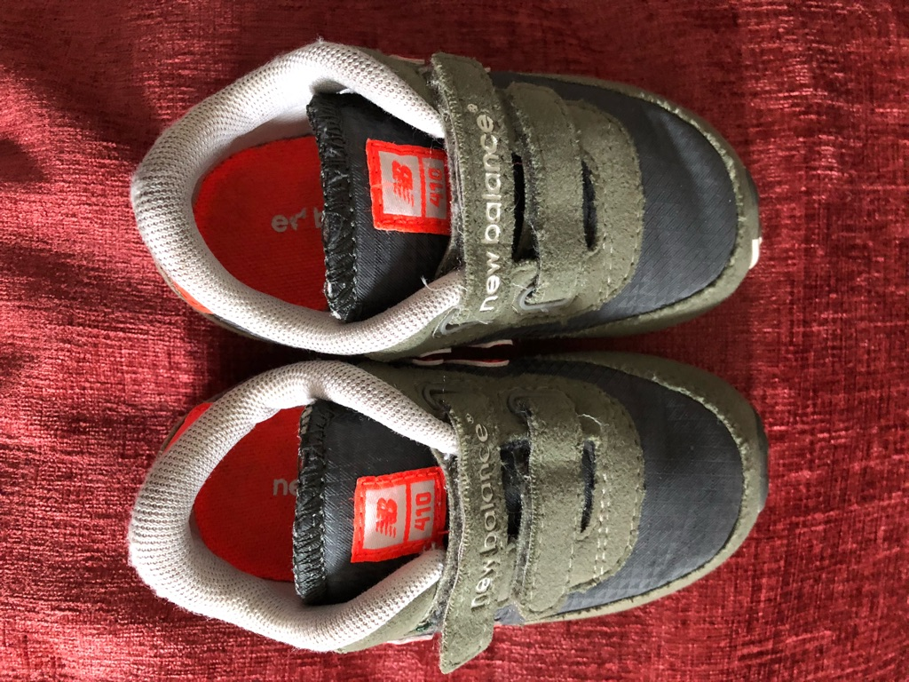 Toddler's (Boy) Shoes - Size 7