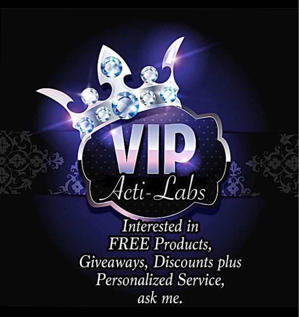 Become my VIP