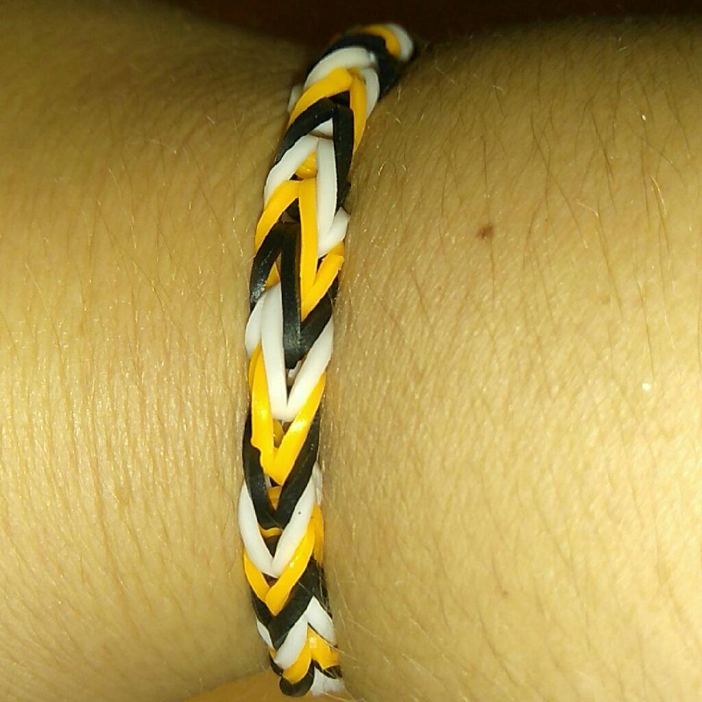 Halloween Fishtail Bracelet