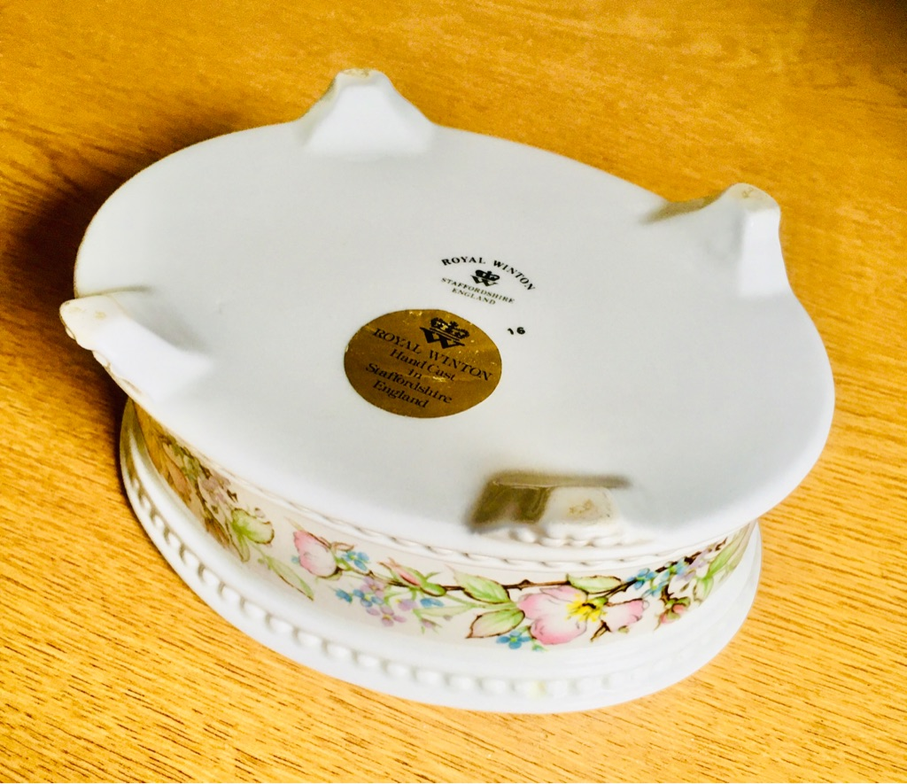 COUNTRY COTTAGE BOWL