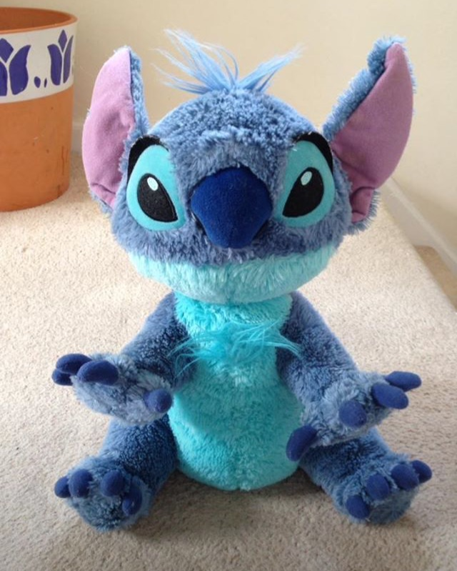 Disney Stitch Teddy