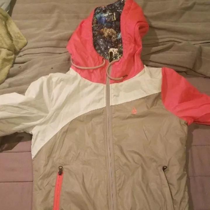 Women's Volcom ski jacket size medium