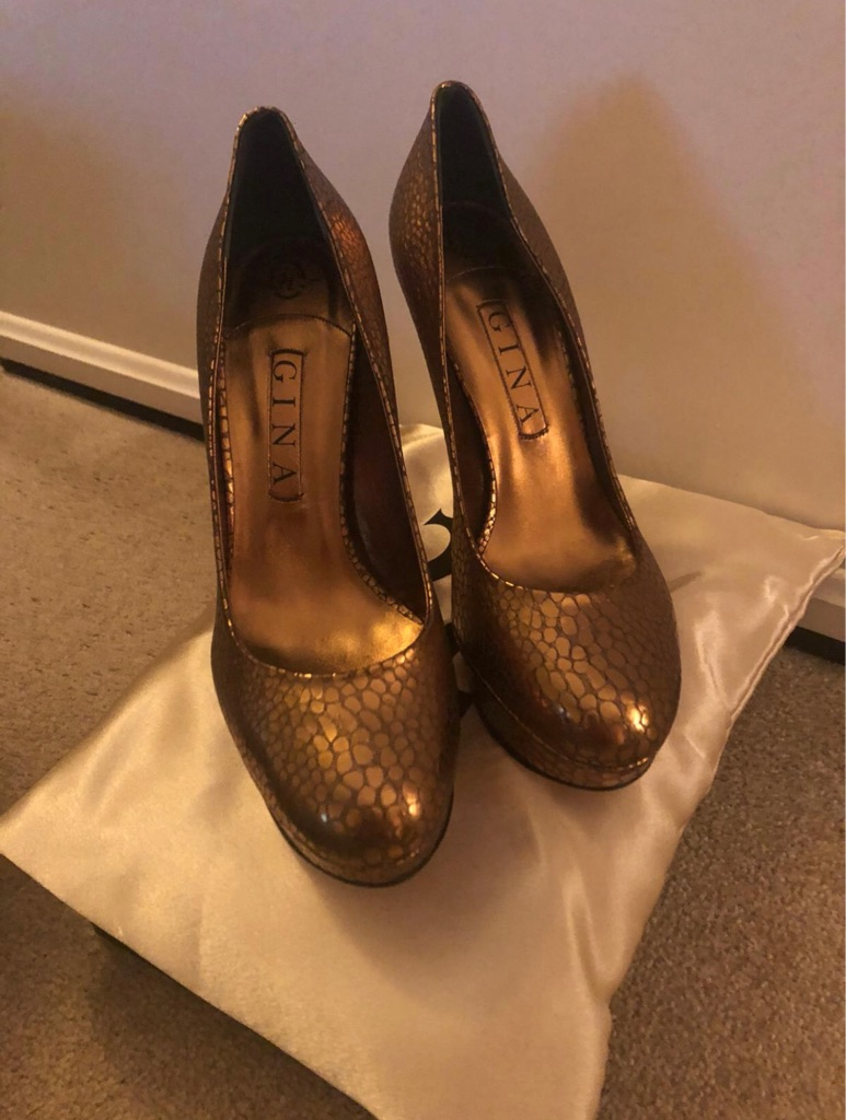 Gina of London shoes