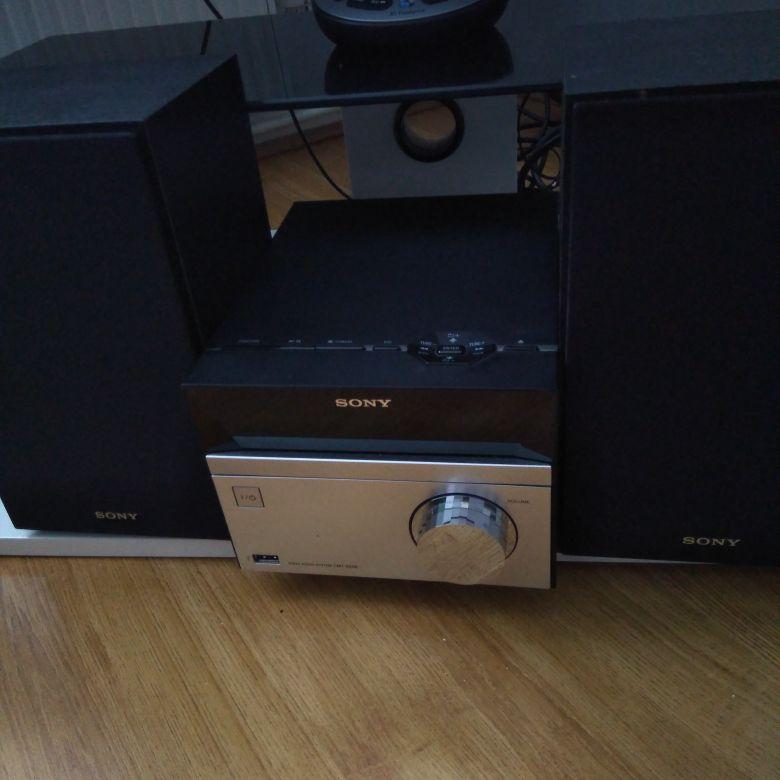 Sony cd DAB radio
