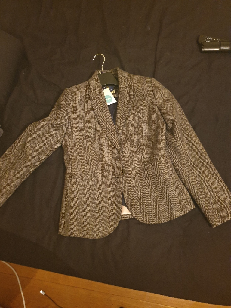 Brand new Boden grey womens blazer