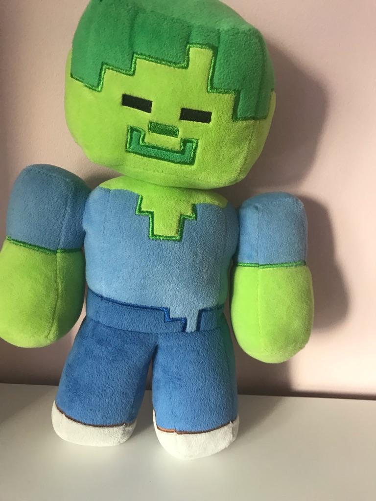 Minecraft zombie