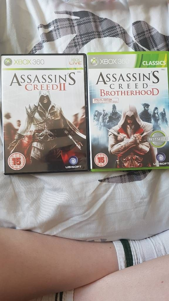 Assassins creed Xbox360 games
