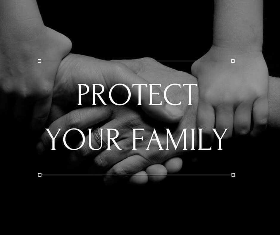 Protect your family today