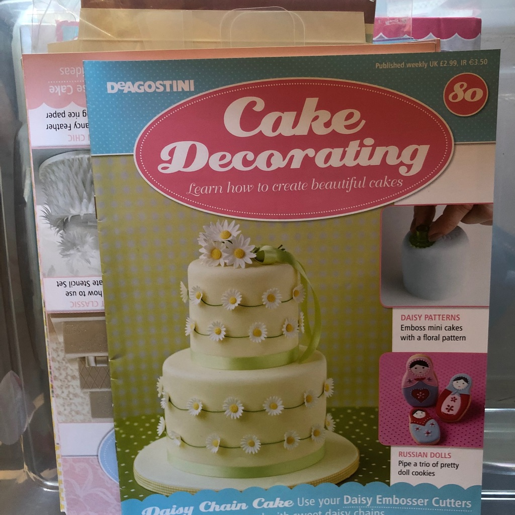 Cake magazines (1-82 and 5 special additions)