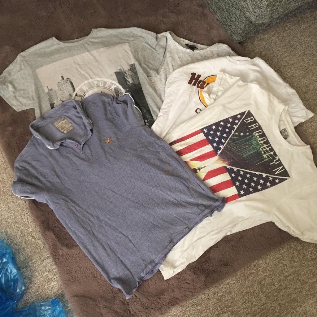 Men's clothes job lot