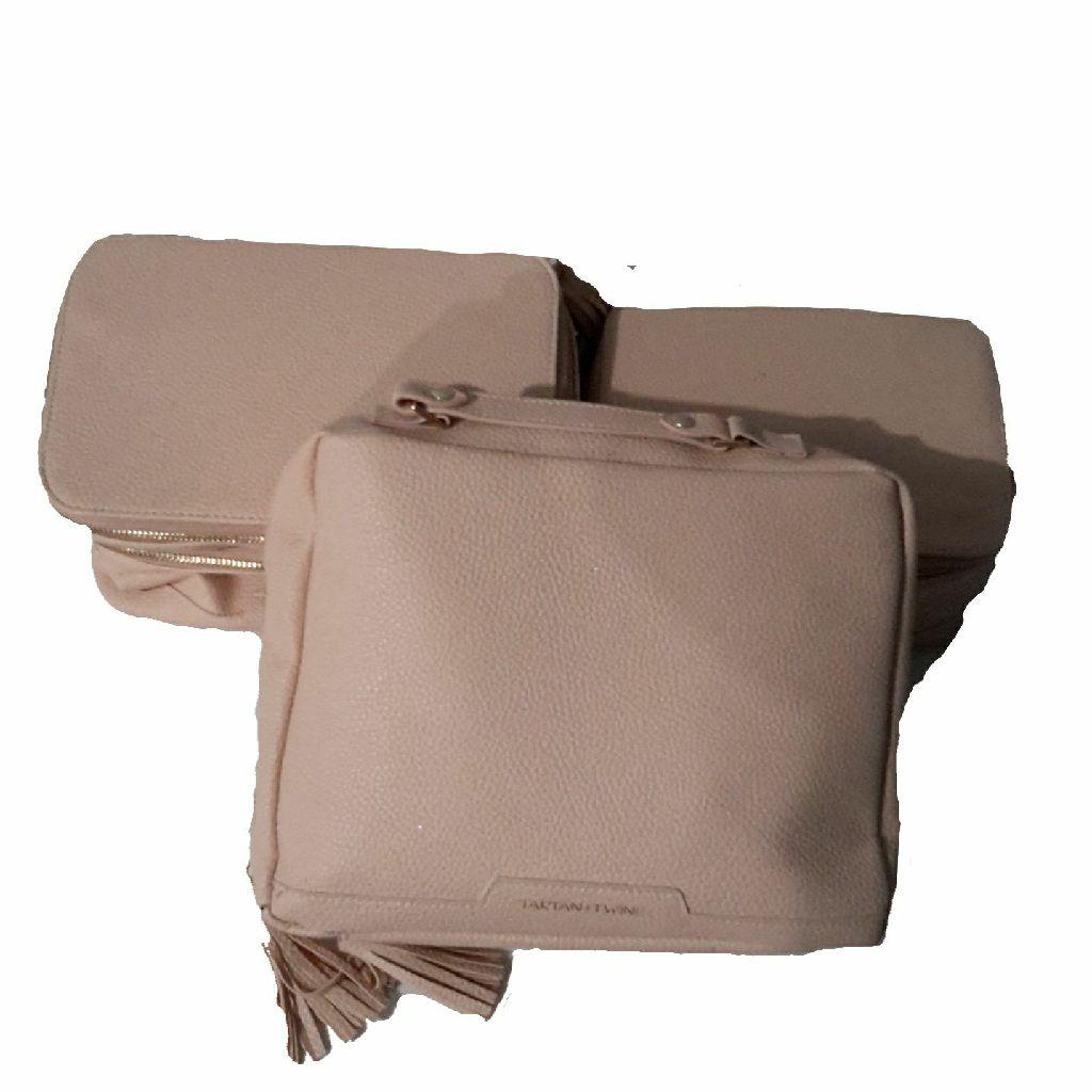 Tartan+Twine Makeup|Travel Bag
