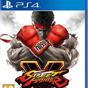 Ps4 street fighter 5!