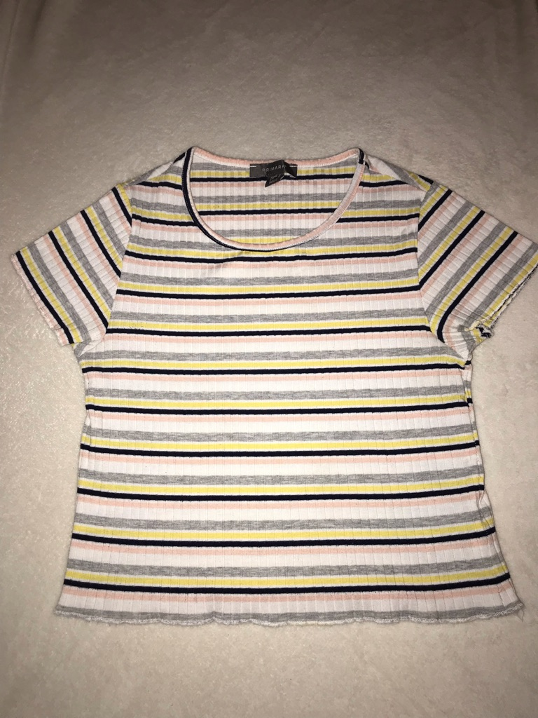 Used Primark Crop Top Size 12