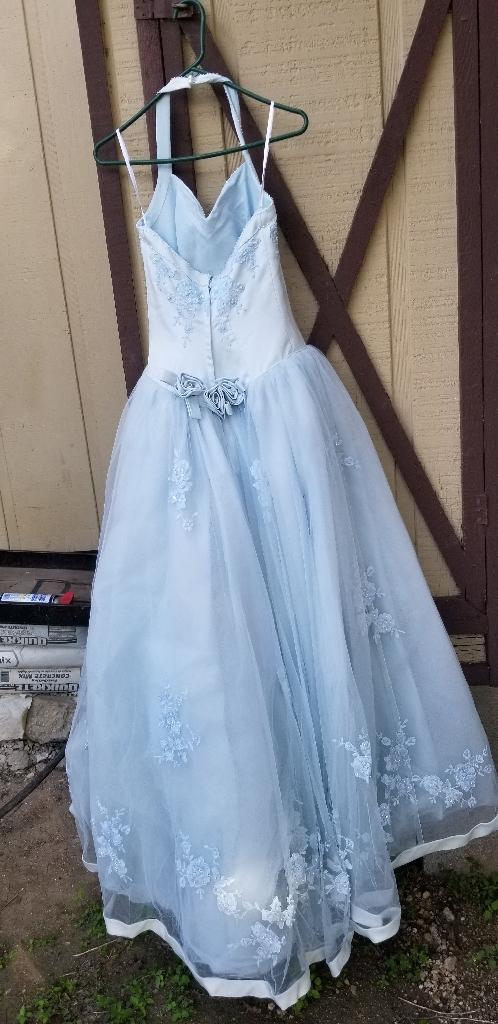 Quinceniera dress