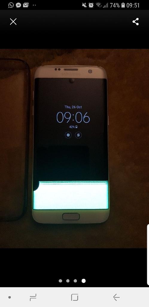 Samsung Galaxy S7EDGE 32 gb