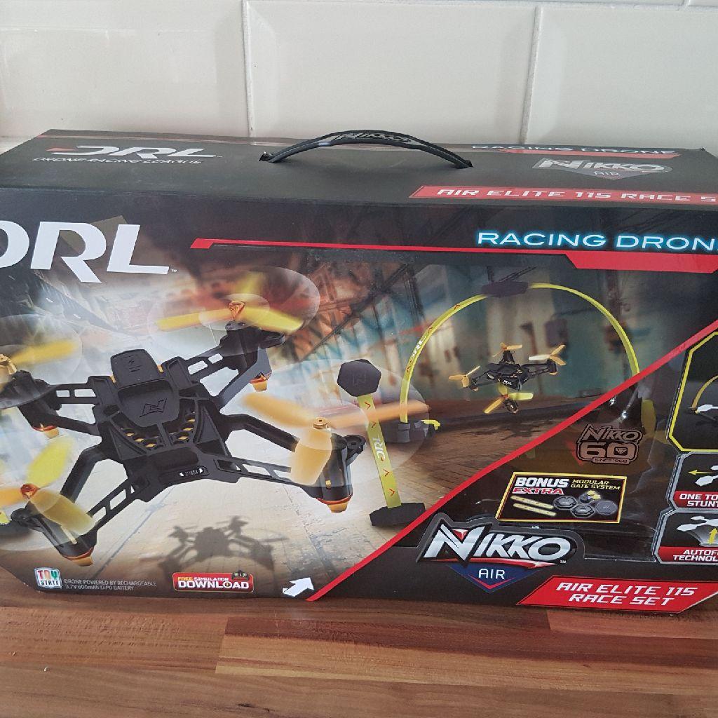 Nikko air DRL Racing Drone Brand NEW.RRP £69.99