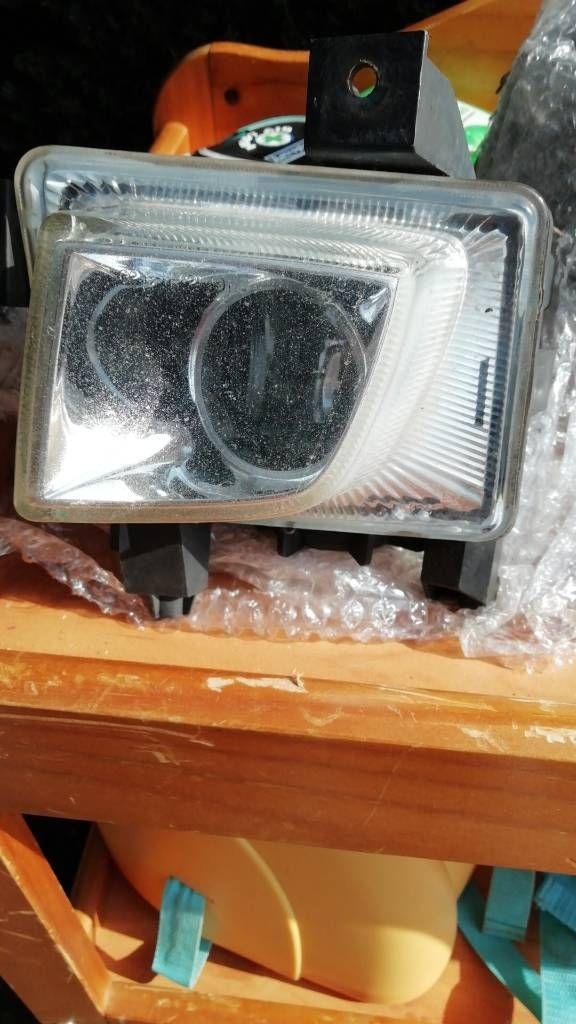 53 plate Vectra front fog lights