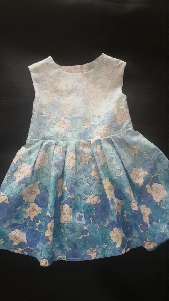 Beautiful handmade baby girl clothes