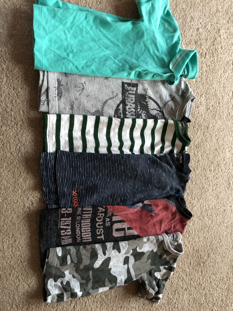 Boys clothes 18 to 24 months