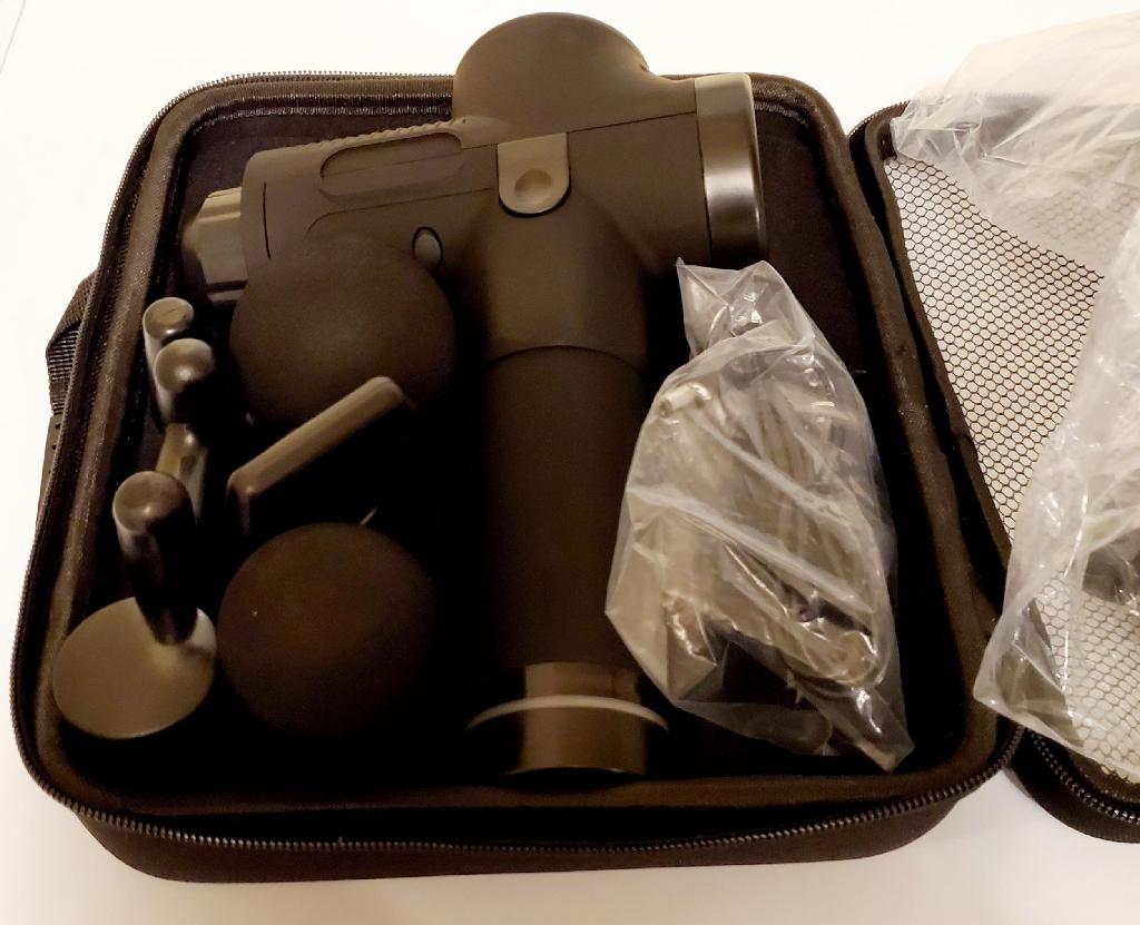 Massage Gun IN STOCK Gym / Medical / Sport / Everyday Use